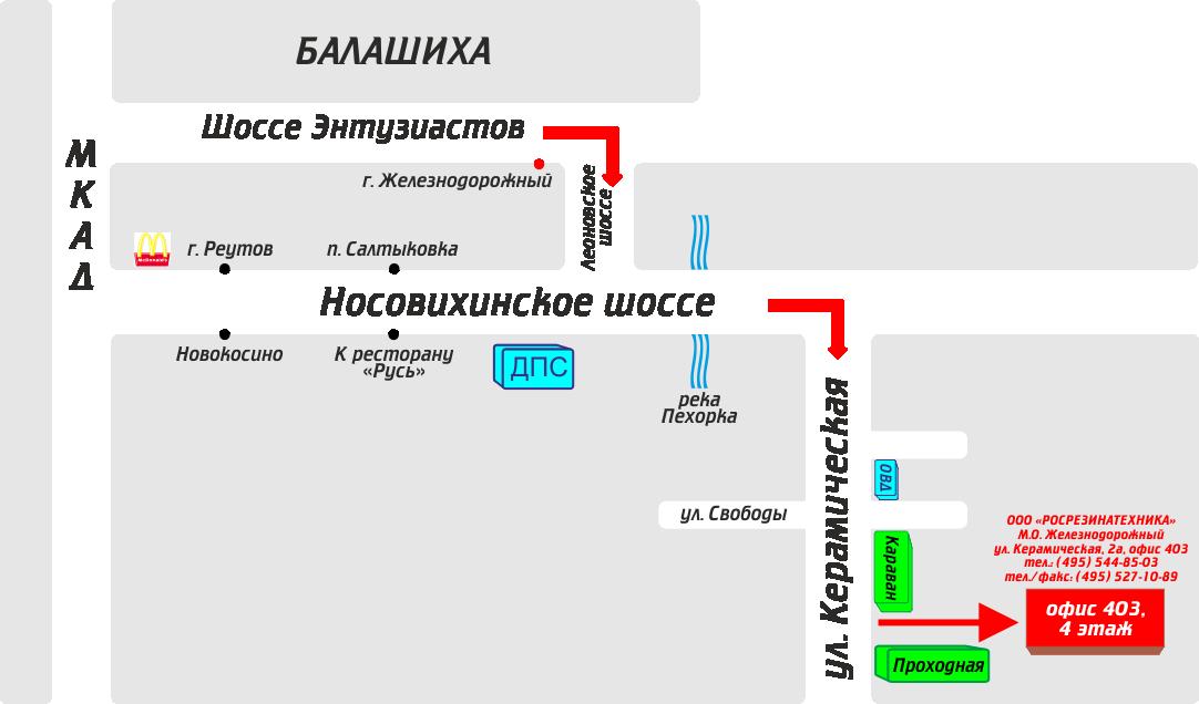 Строительный рынок носовихинское шоссе новокосино